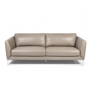 Adobe Leather Sofa