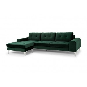 Colyn Emerald Green Sectional