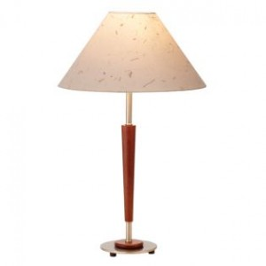 Maple Inset Table Lamp