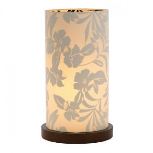 Floral Pattern Table Lantern
