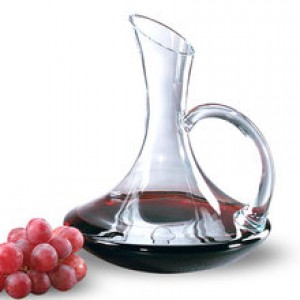 Oval Carafe