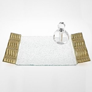 Gold Wave Tray