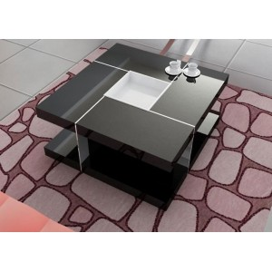 Square Gloss Coffee Table