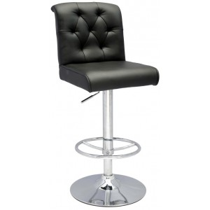 Tufted Bar Stool
