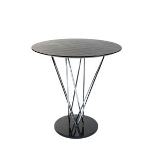 Ebony Bar Table