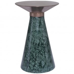 Iris Green Side Table
