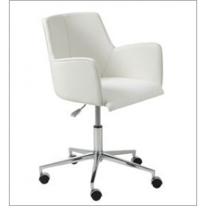Fully Upholstered Office Chair
